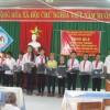 """Tặng quà """"Áo ấm tình thương"""" cho các em học sinh vượt khó chăm ngoan của trường THCS Phù Đổng"""