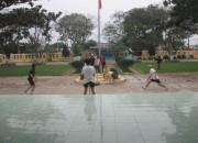 Công đoàn trường THCS Phù Đổng tổ chức giải cầu lông chào mừng kỷ niệm ngày thành lập Đảng CSVN 3/2