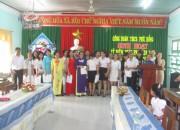 Hội nghị Công Đoàn năm học 2016 – 2017