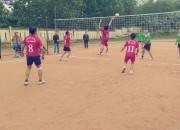 Công đoàn cụm thi đua số 11 giao lưu bóng chuyền